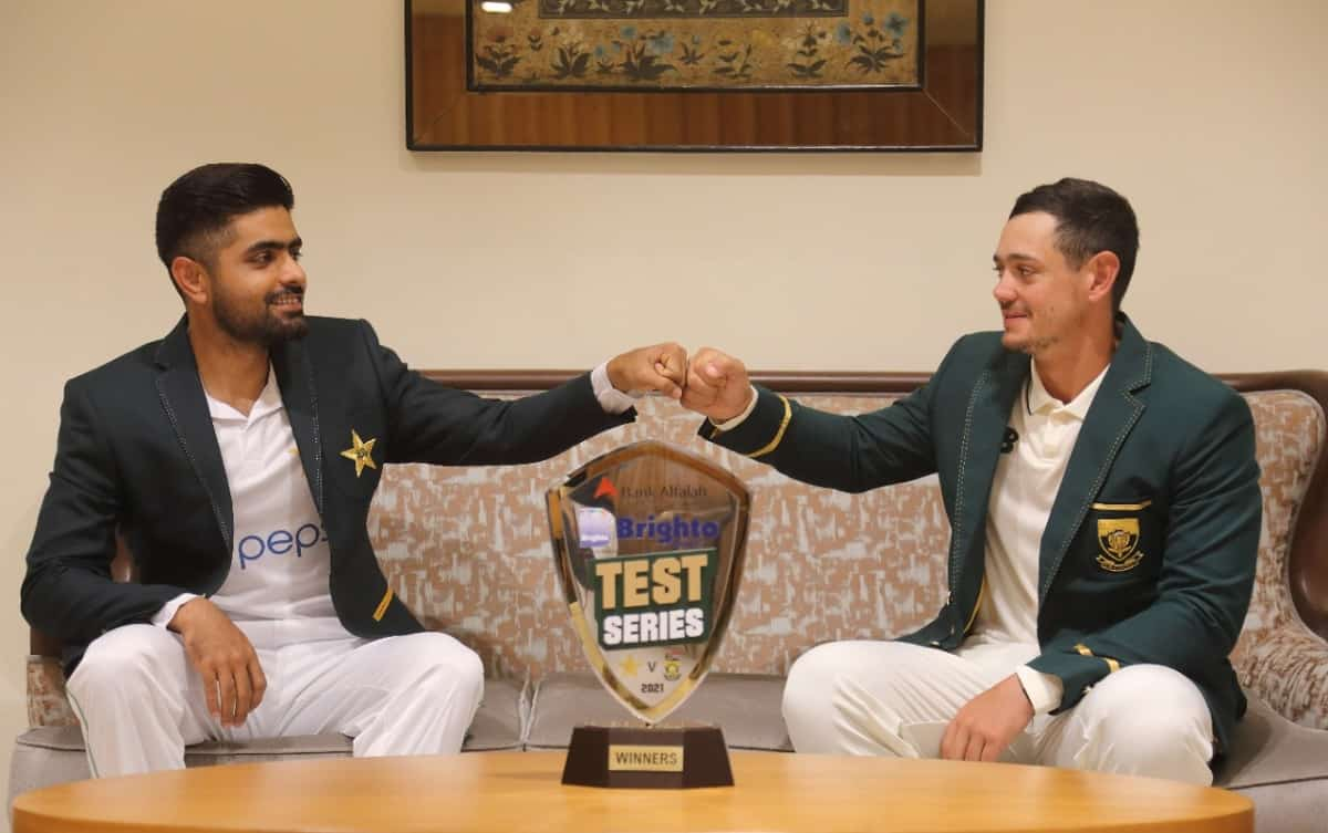 South Africa opt to bat first against pakistan in Karachi Test, Check Playing XI
