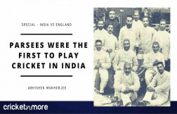Parsees Challenge To England cricket team