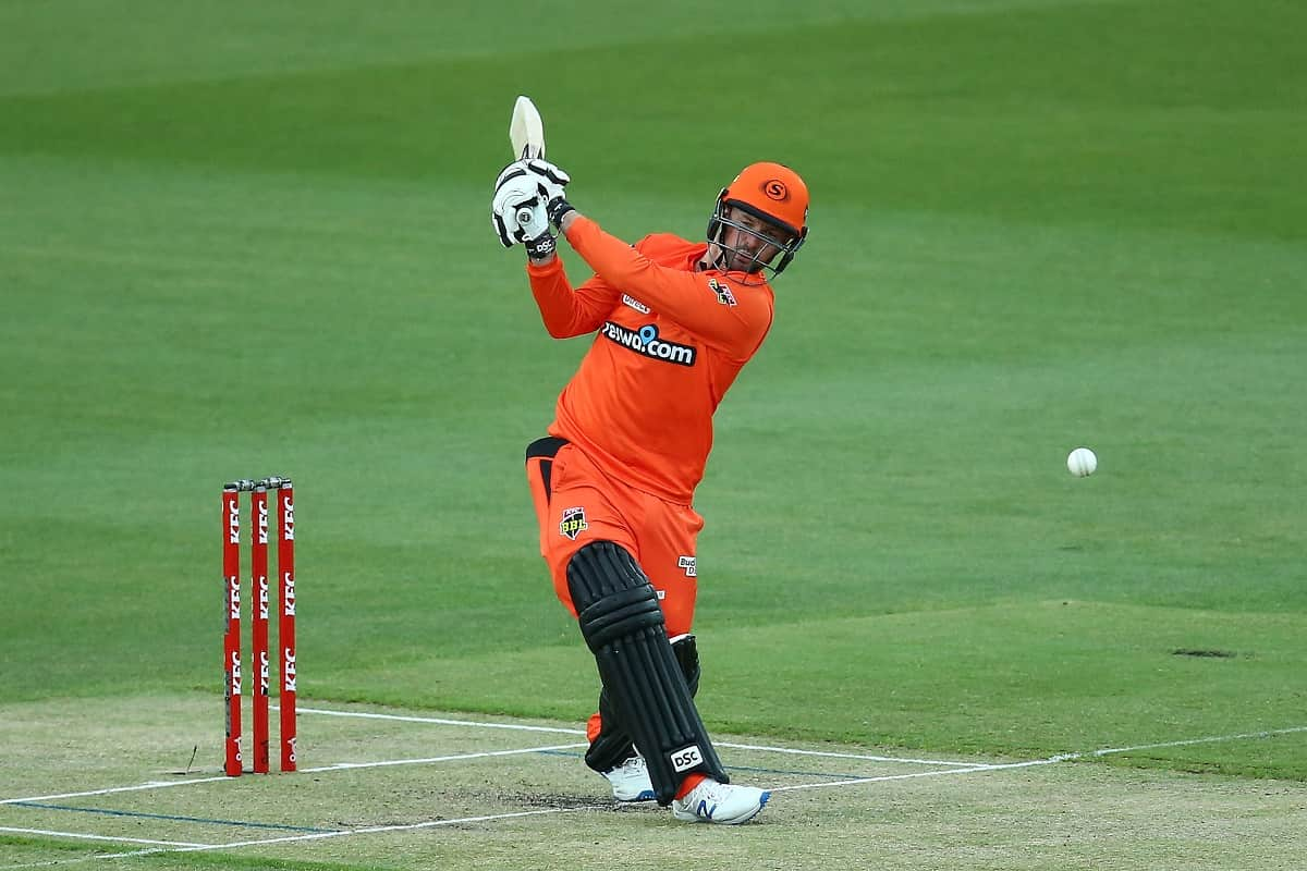 Perth Scorchers beat Melbourne Renegades by 96 runs