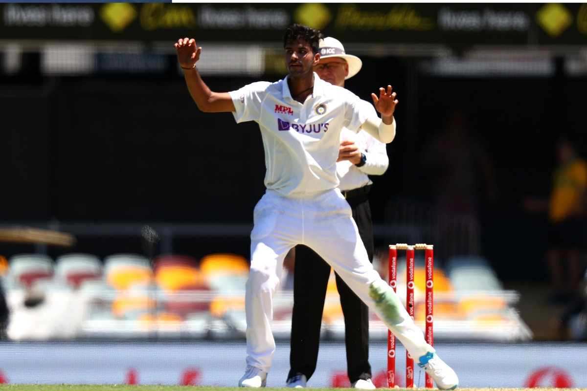 Player Profile of Washington Sundar