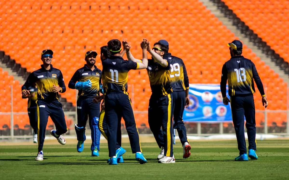Cricket Image for Syed Mushtaq Ali Trophy 2021: कर्नाटक को रौंदकर सेमीफाइनल में पहुंचा पंजाब, इन खिल