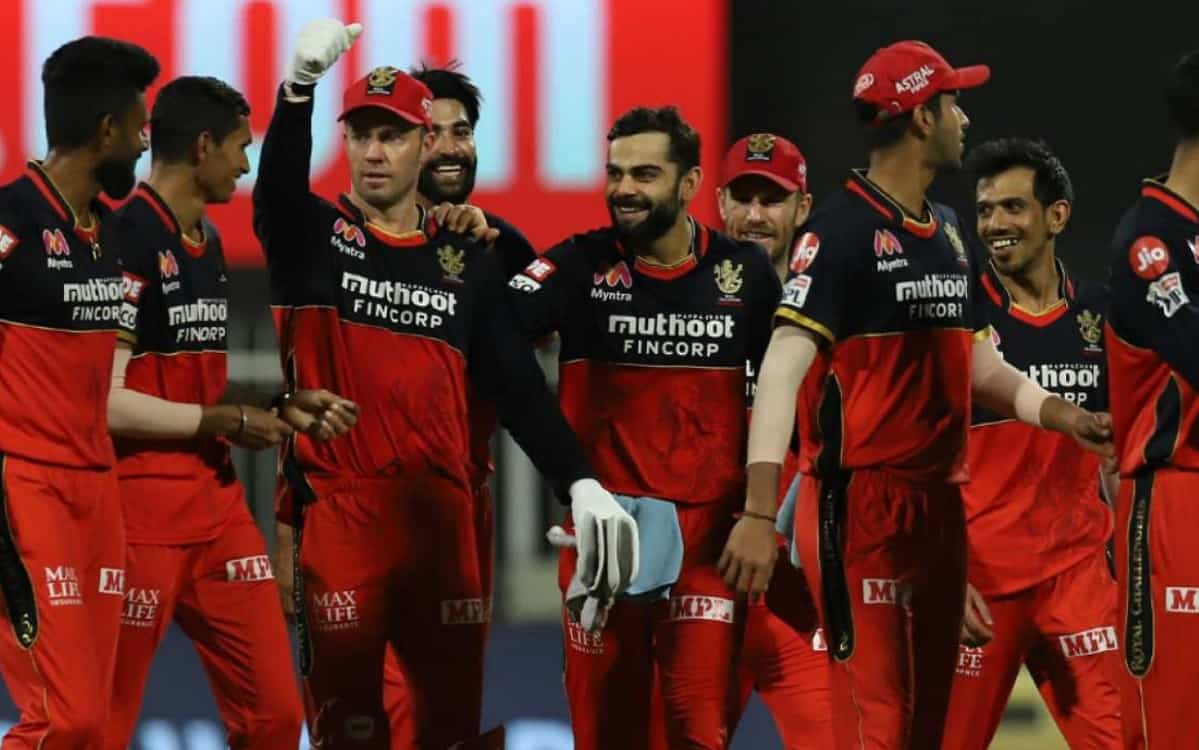 RCB has released Aaron Finch and Chris Morris ahead of the IPL 2021 Auction