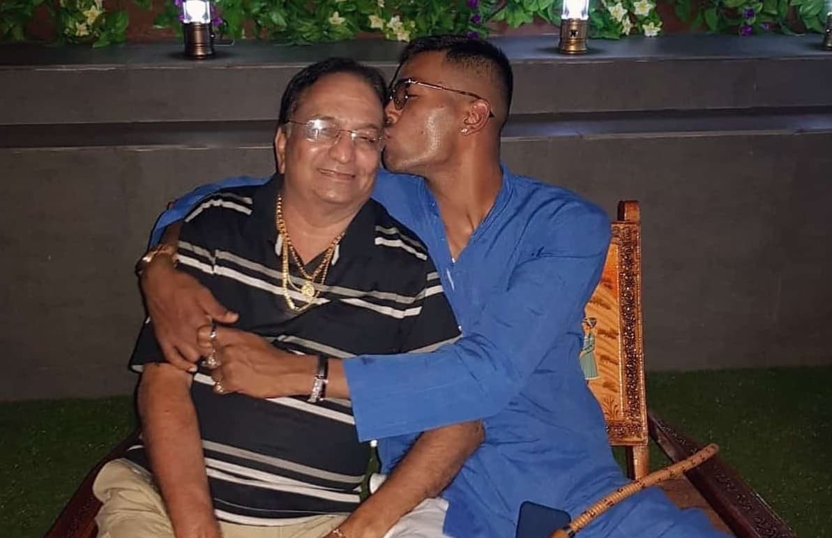 'Rest In Peace My King', Hardik Pandya Shares An Emotional Letter For His Late Father