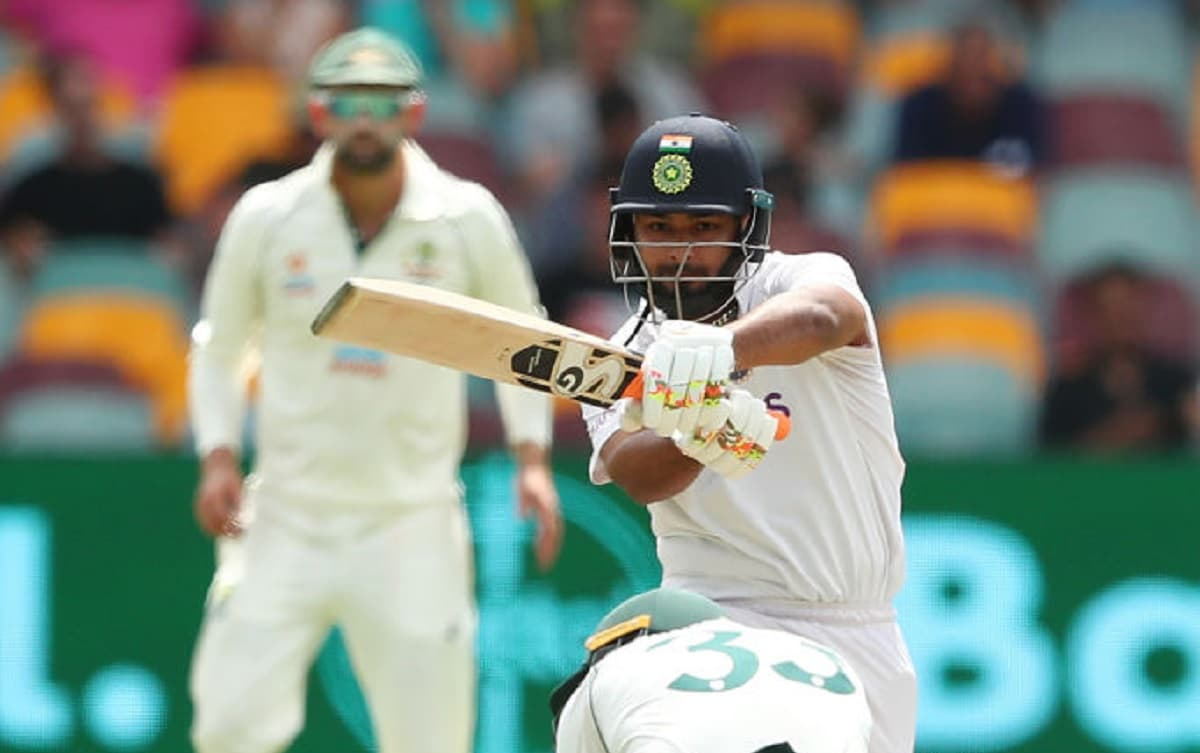 Rishabh Pant Fastest Indian Wicketkeeper To Reach 1000 Test Runs