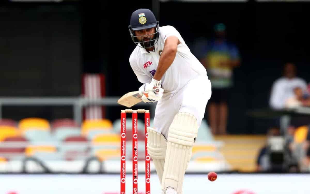 Rohit Sharma Brisbane Test