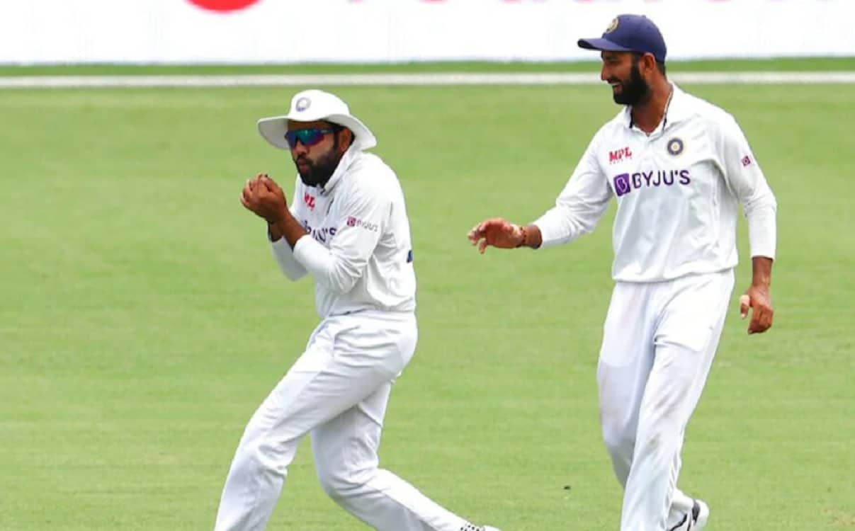 Rohit Sharma Creates History, bags 5 catches in Brisbane Test