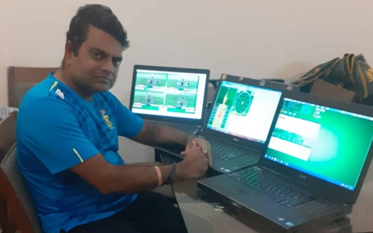 SA performance analyst Prasanna Agoram unable to join his team during Pak series after being denied