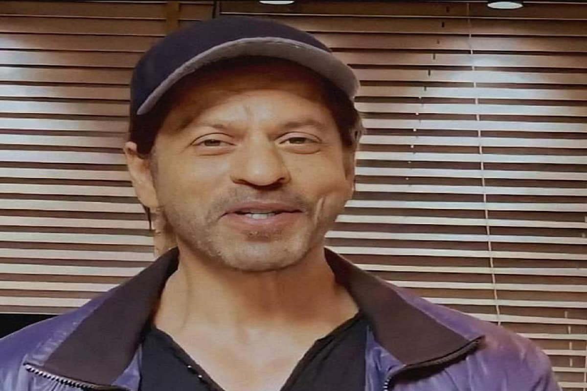 Shah Rukh Khan gave a heartful message for the association of KKR and USA Cricket, Watch Video