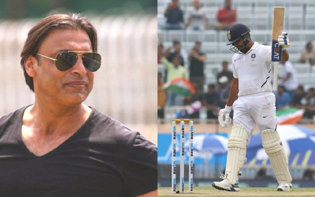 cricket images for Australia vs India Shoaib Akhtar describe Rohit Sharma in one word