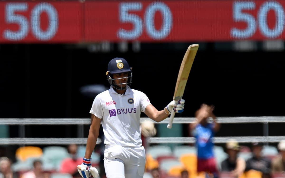 Cricket Image for Brisbane Test,Day 5: रोहित के फ्लॉप होने के बाद शुभमन गिल ने जड़ा अर्धशतक, गाबा मे