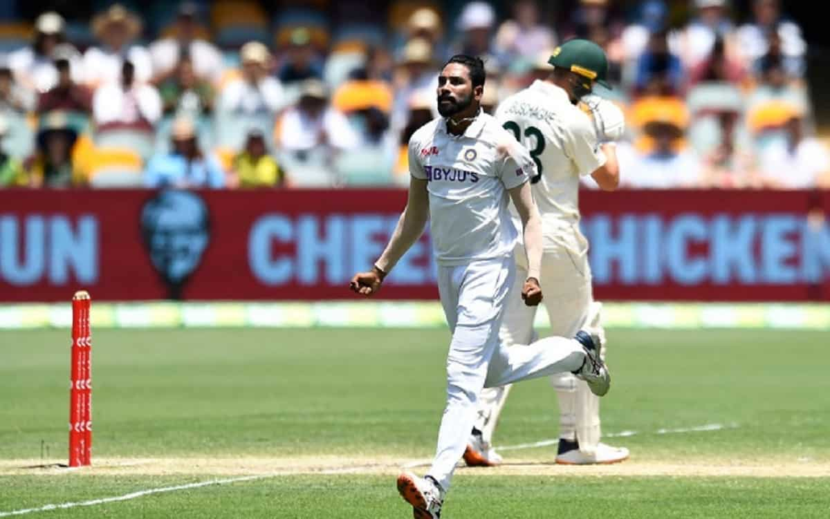 brisbane Test Australia on 149-4 at lunch on day 4