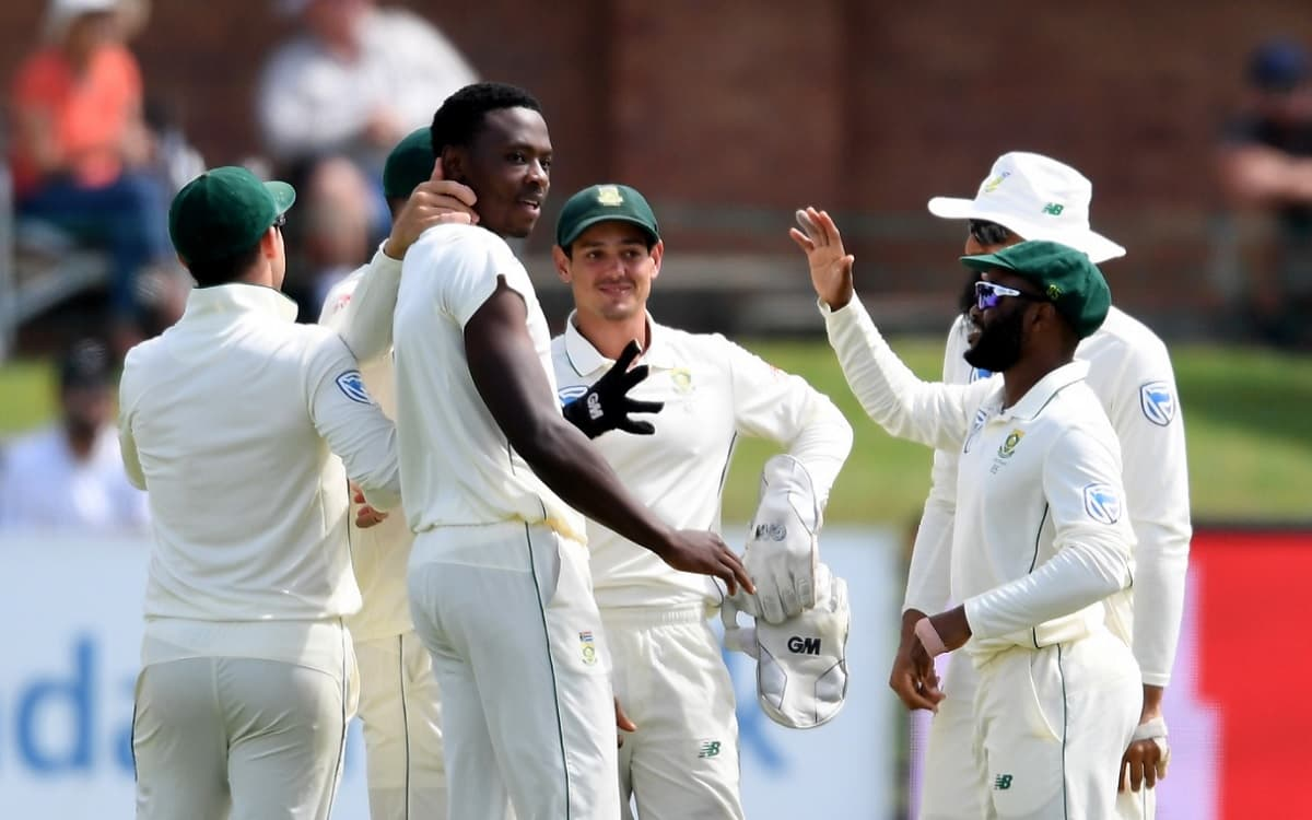 South Africa Squad for test series against Pakistan