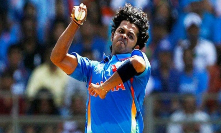 S SreesanthTook First wicket after 7 Years Ban Watch Video