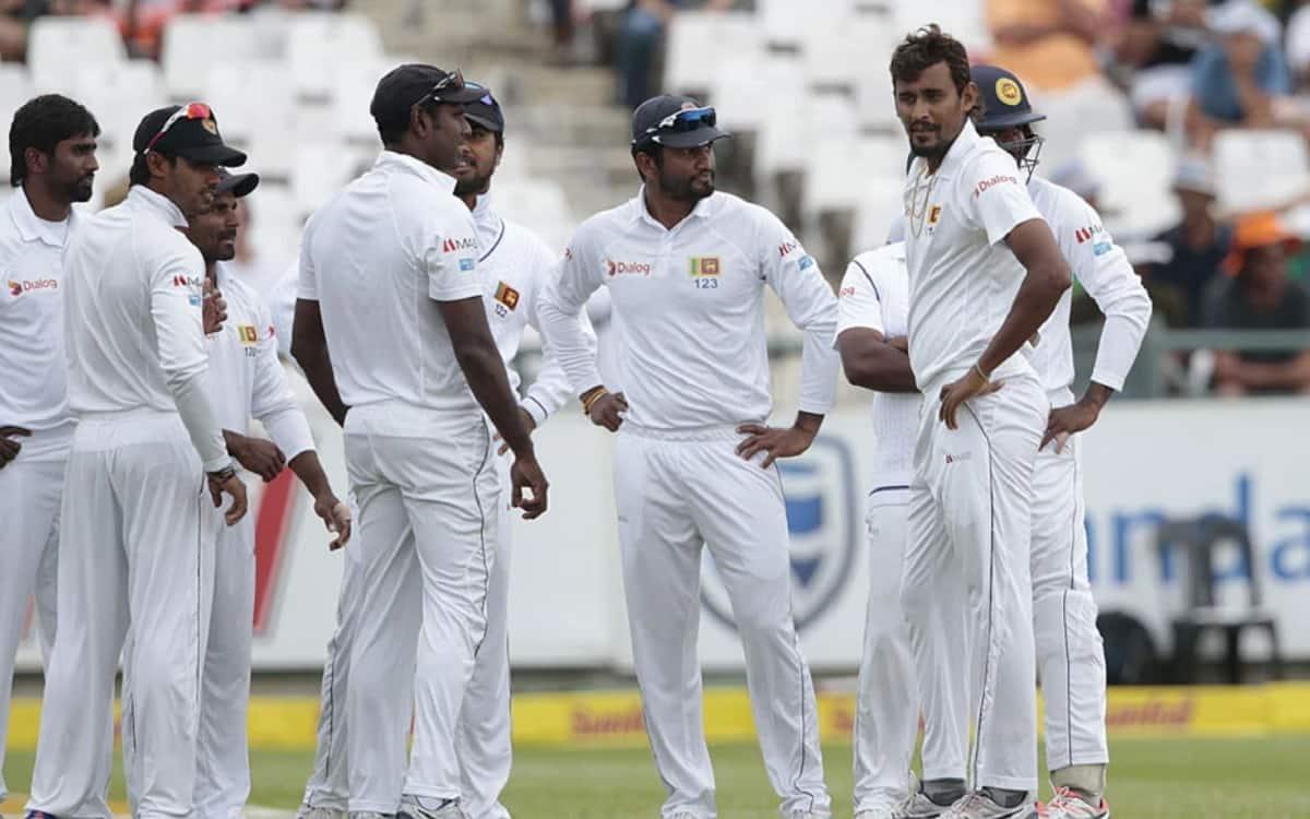 Angelo Mathews named in Sri Lanka test squad vs England