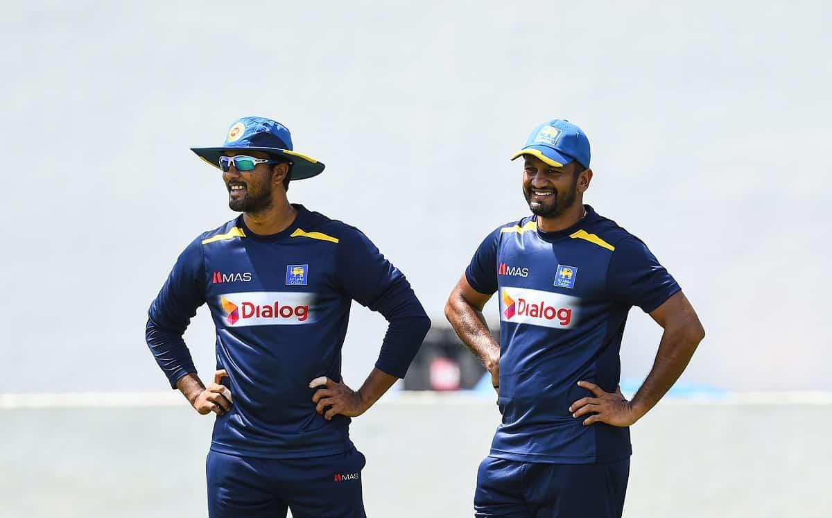 Sri Lanka choose to bat against England in first test