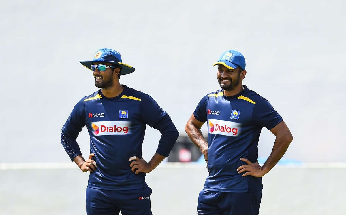 Dimuth Karunaratne ruled out, Dinesh Chandimal to lead Sri Lanka against England