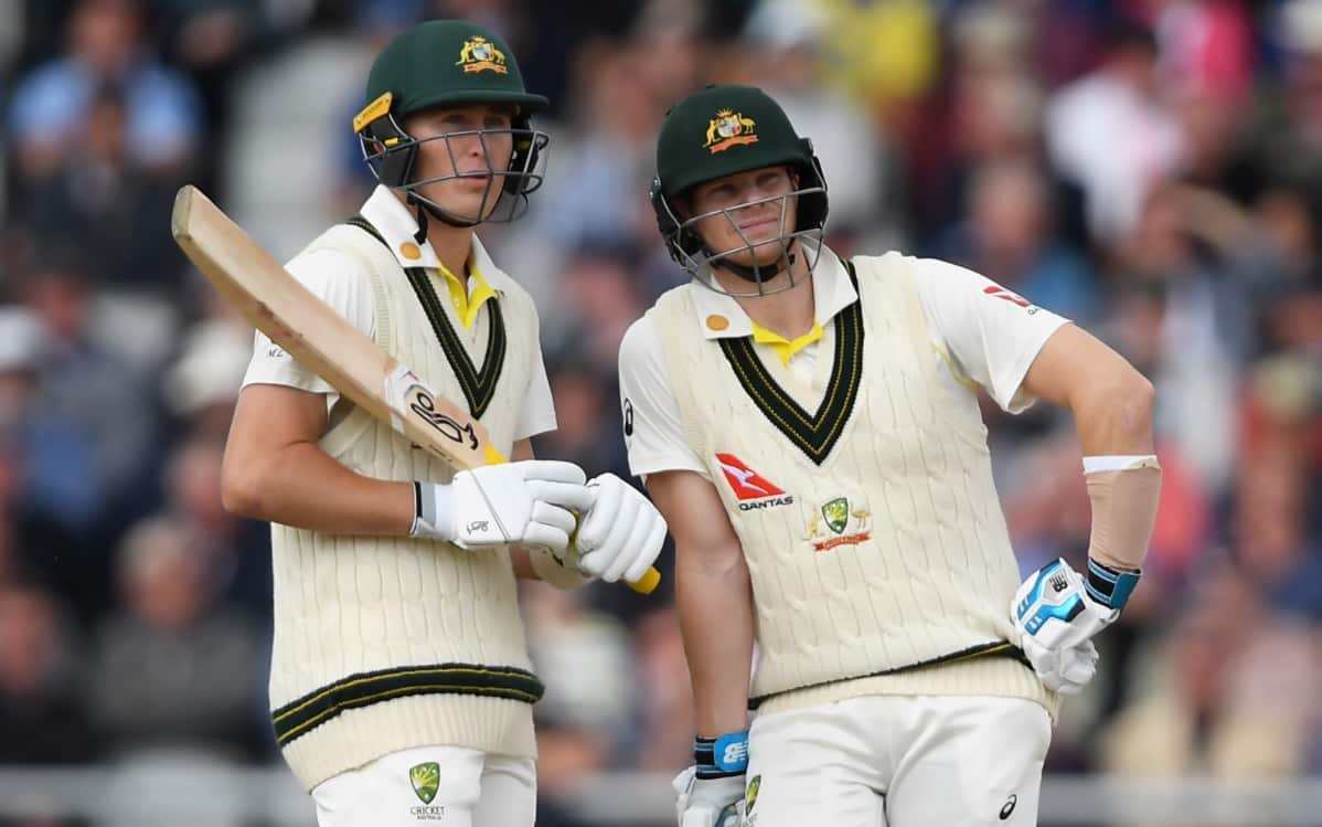 Little red-ball cricket in last 12 months letting Steve Smith down says Marnus Labuschagne