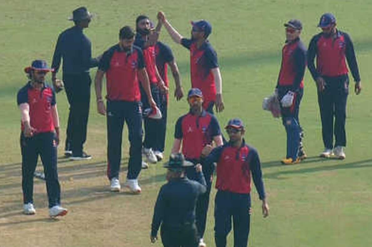 Syed Mushtaq Ali T20 Trophy: Delhi beat Puducherry by 110 runs