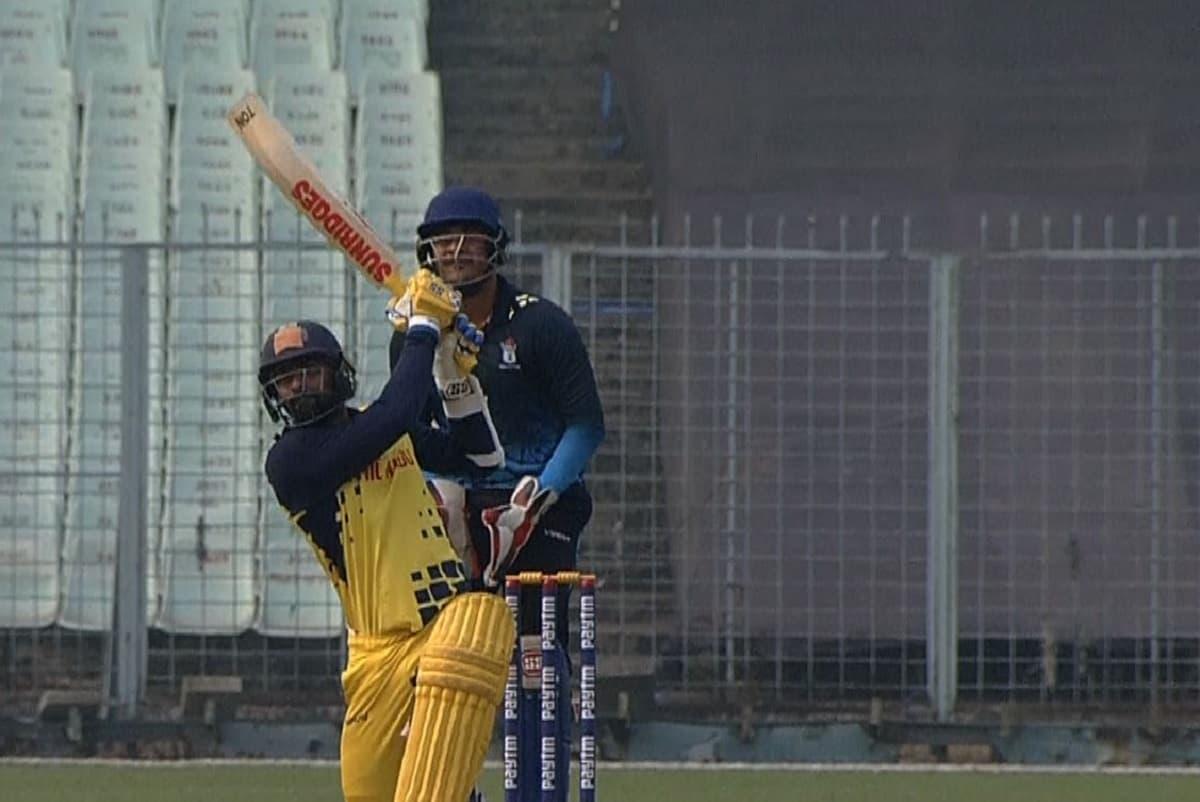 Syed Mushtaq Ali T20 Trophy: Tamilnadu beat Odisha by 8 wickets