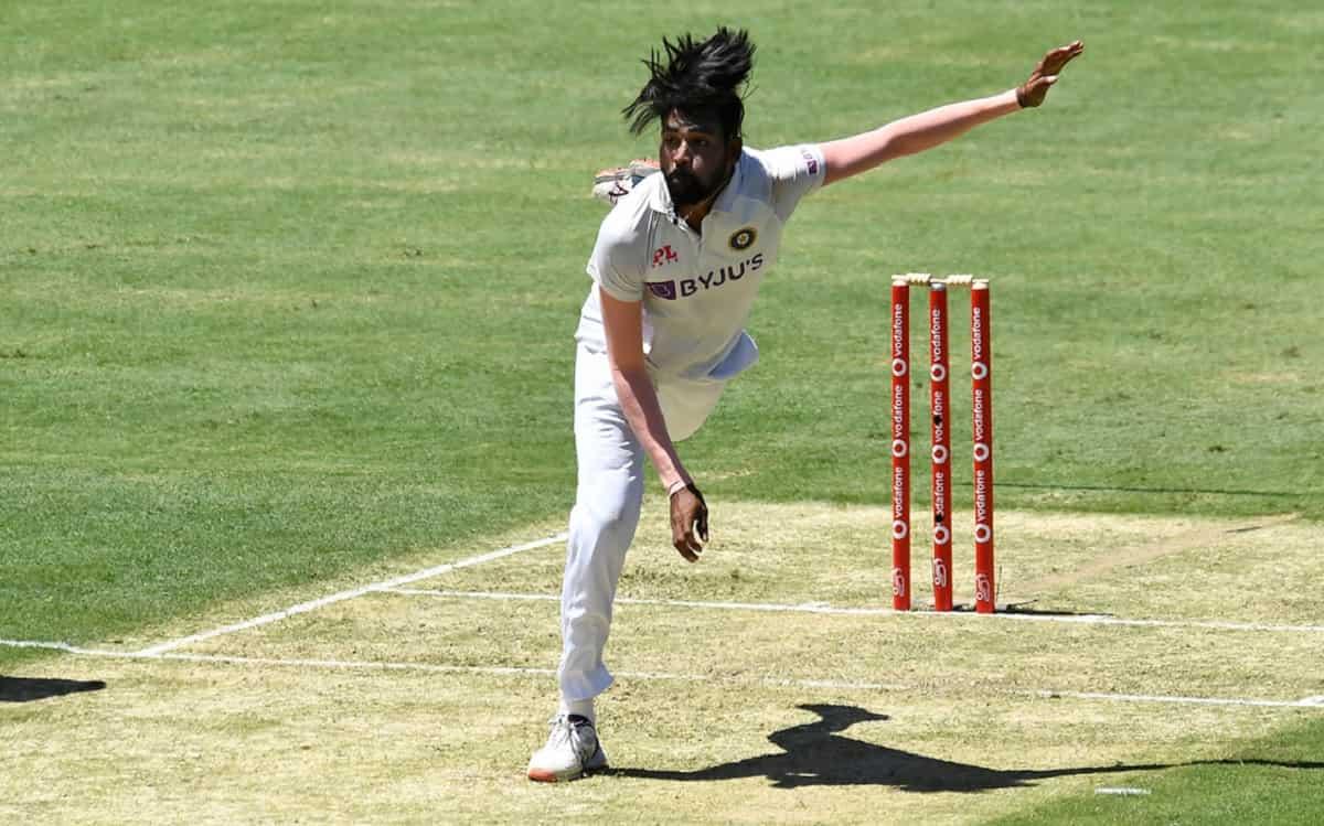 Mohammed Siraj's talent, ability helps him bowl in-cutters says Sachin Tendulkar