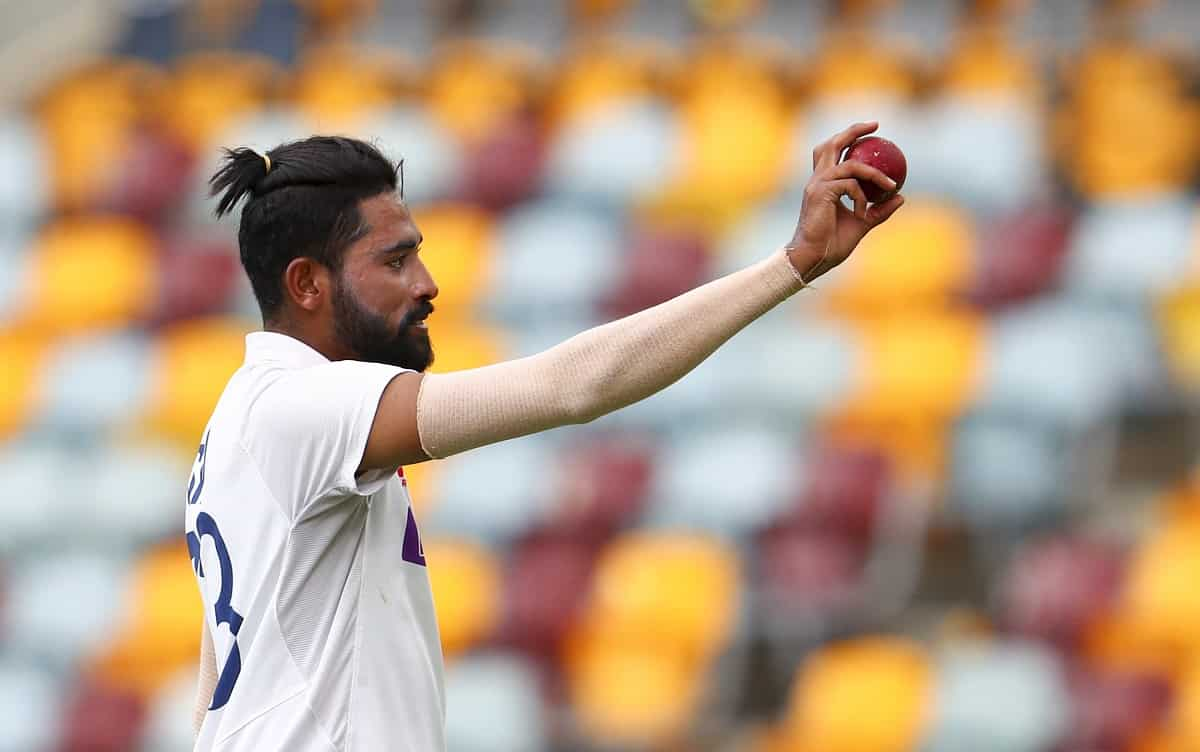 Cricket Image for I Want To Carry Forward Confidence Gained In Australia: Speedster Mohammed Siraj