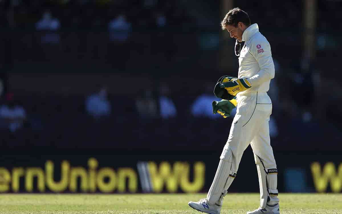 Tim Paine told fans, respect the players by leaving abusive words