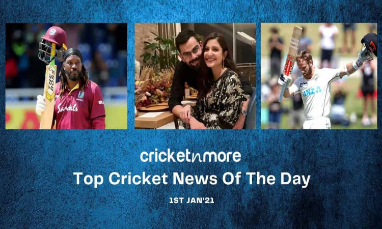 Top Cricket News Of The Day 1st Jan