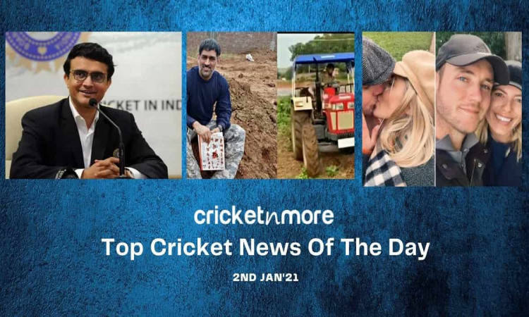 Top Cricket News Of The Day 2nd Jan