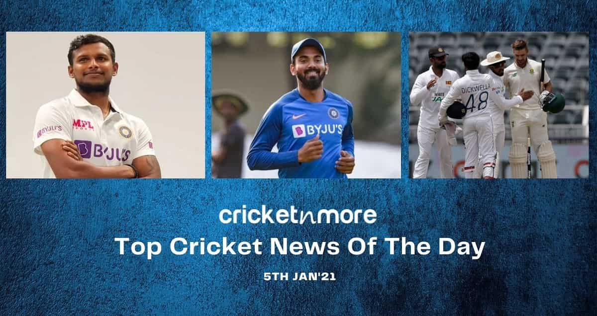 Top Cricket News Of The Day 5th Jan