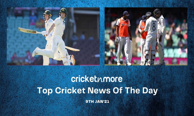 Top Cricket News Of The Day 9th Jan