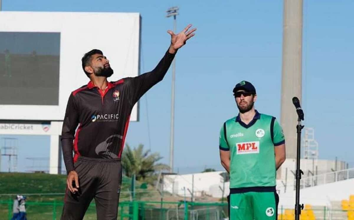 2nd UAE-Ireland ODI Suspended After Further Covid-19 Case