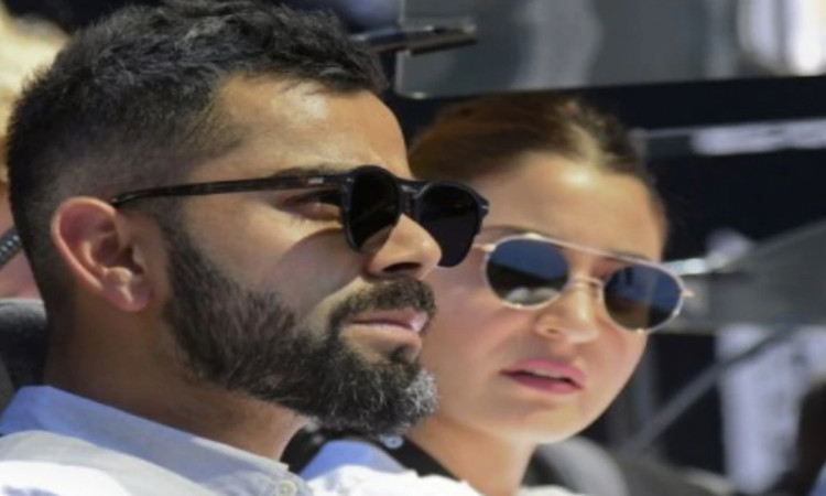 cricket images for Virat Kohli wife Anushka sharma posted a furious message on social media