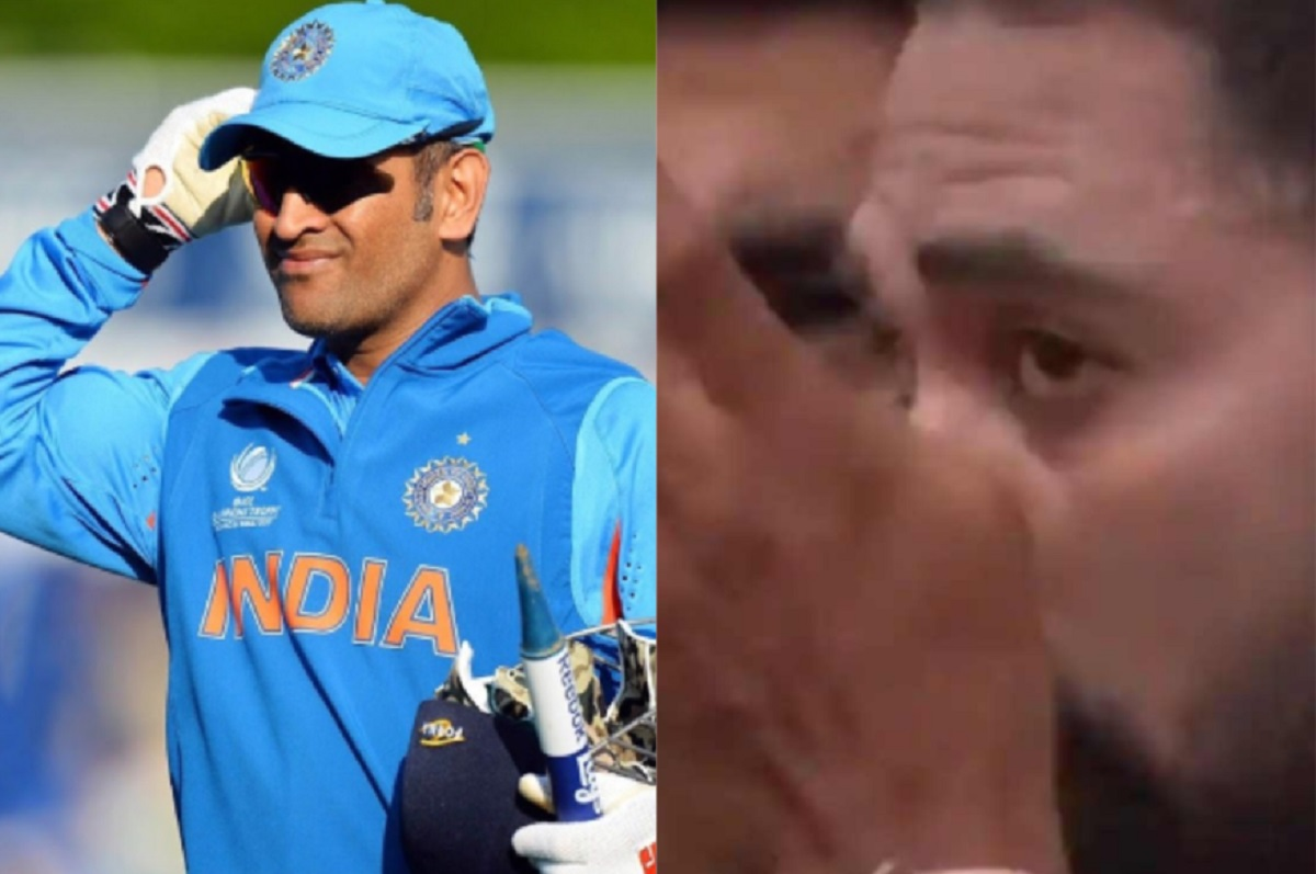 AUS vs IND: Wasim Jaffer tweets quoting MS Dhoni after seeing Mohammed Siraj in tears while singing