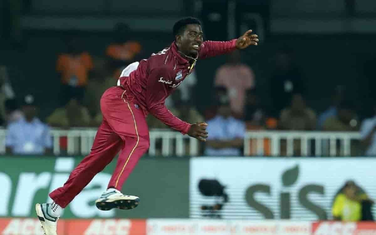 West Indies Hayden Walsh Jr. Tests Positive For Covid-19 In Bangladesh