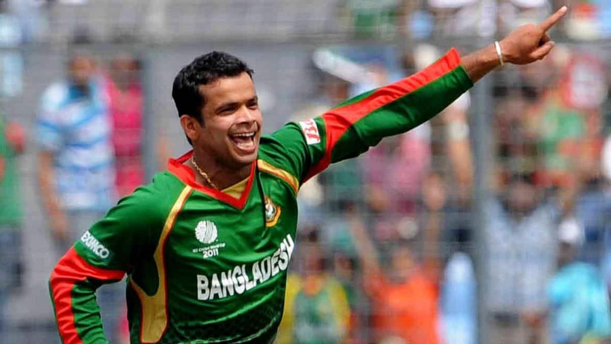 Cricket Image for Abdur Razzak Named In Bangladesh Selector's Panel
