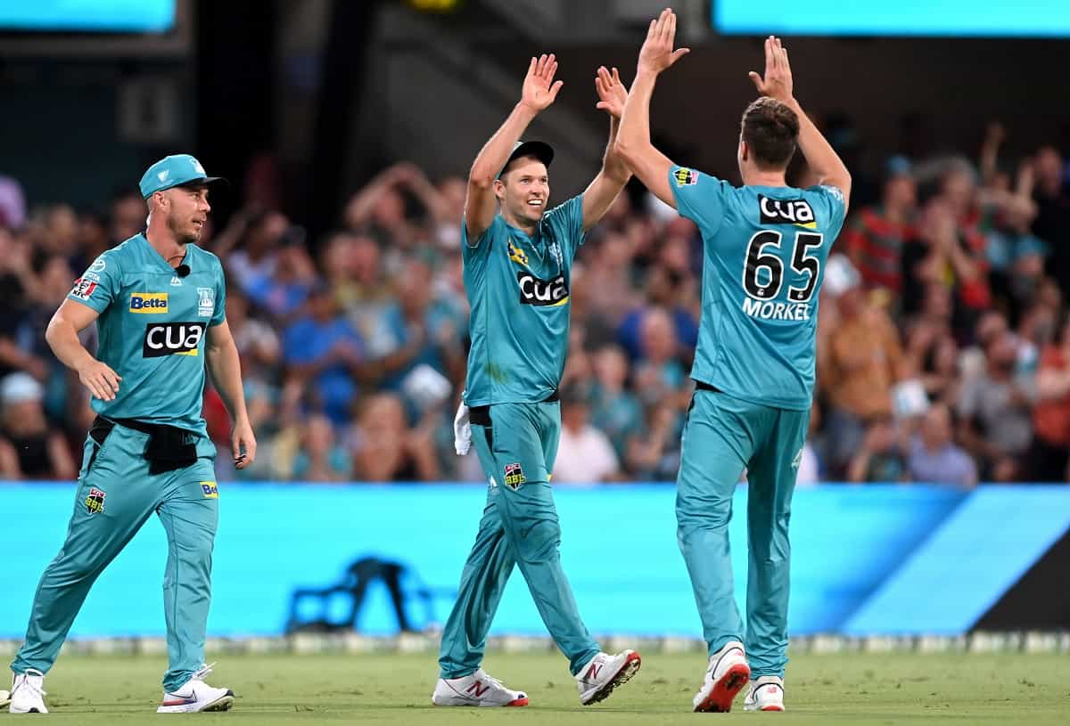 Cricket Image for Adelaide Strikers Eliminated As Brisbane Heat Win By 6 Wickets