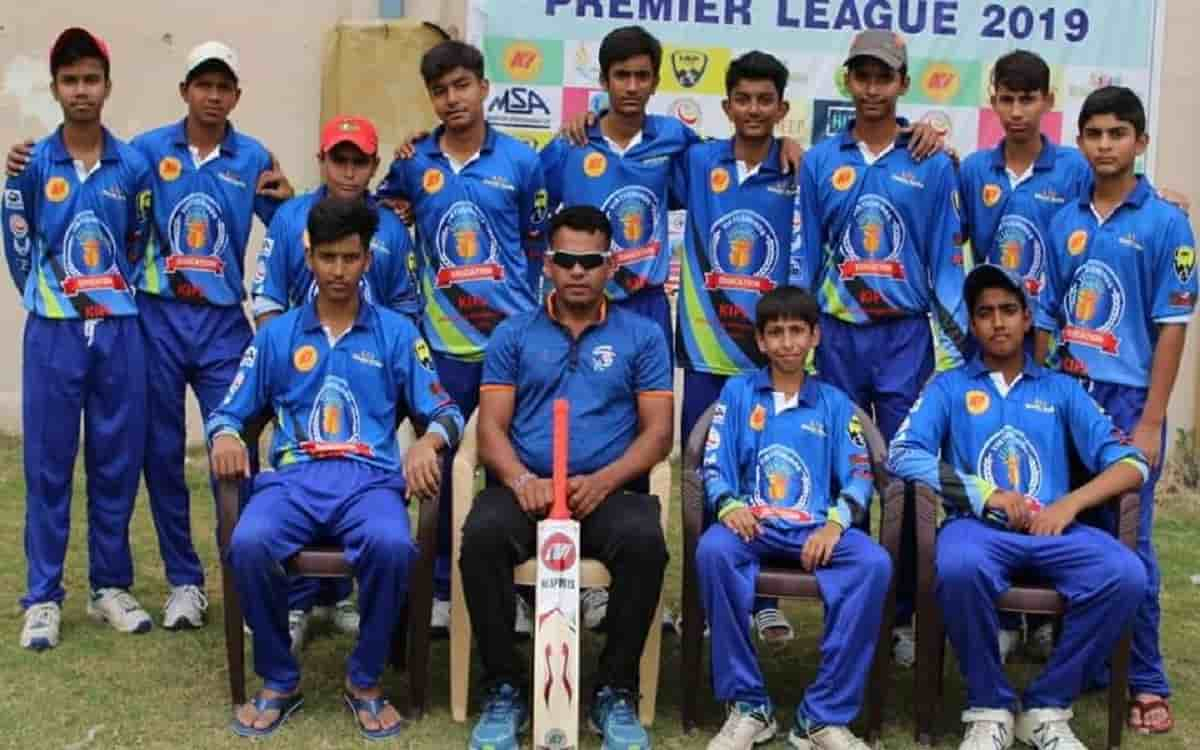 Airliner won the Roshan Lal Sethi cricket tournament by defeating Bhati Devi Academy
