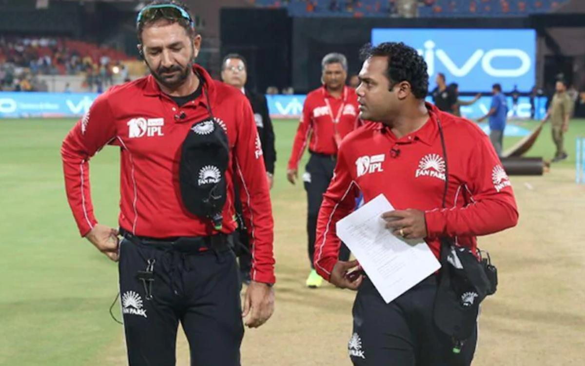 Cricket Image for भारत-इंग्लैंड टेस्ट सीरीज में दो भारतीय अंपायर करेंगे डेब्यू, कोविड-19 के चलते