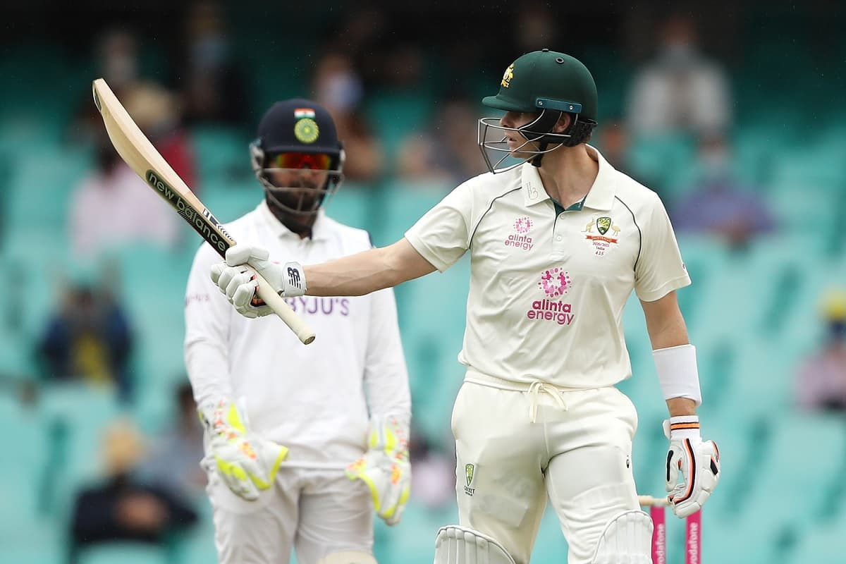 image for cricket steve smith century
