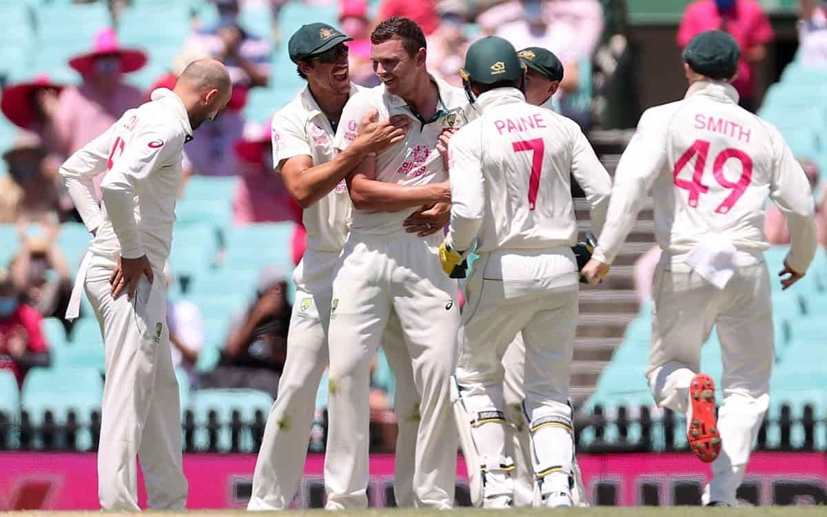 Image of Cricket Australian Cricket Team