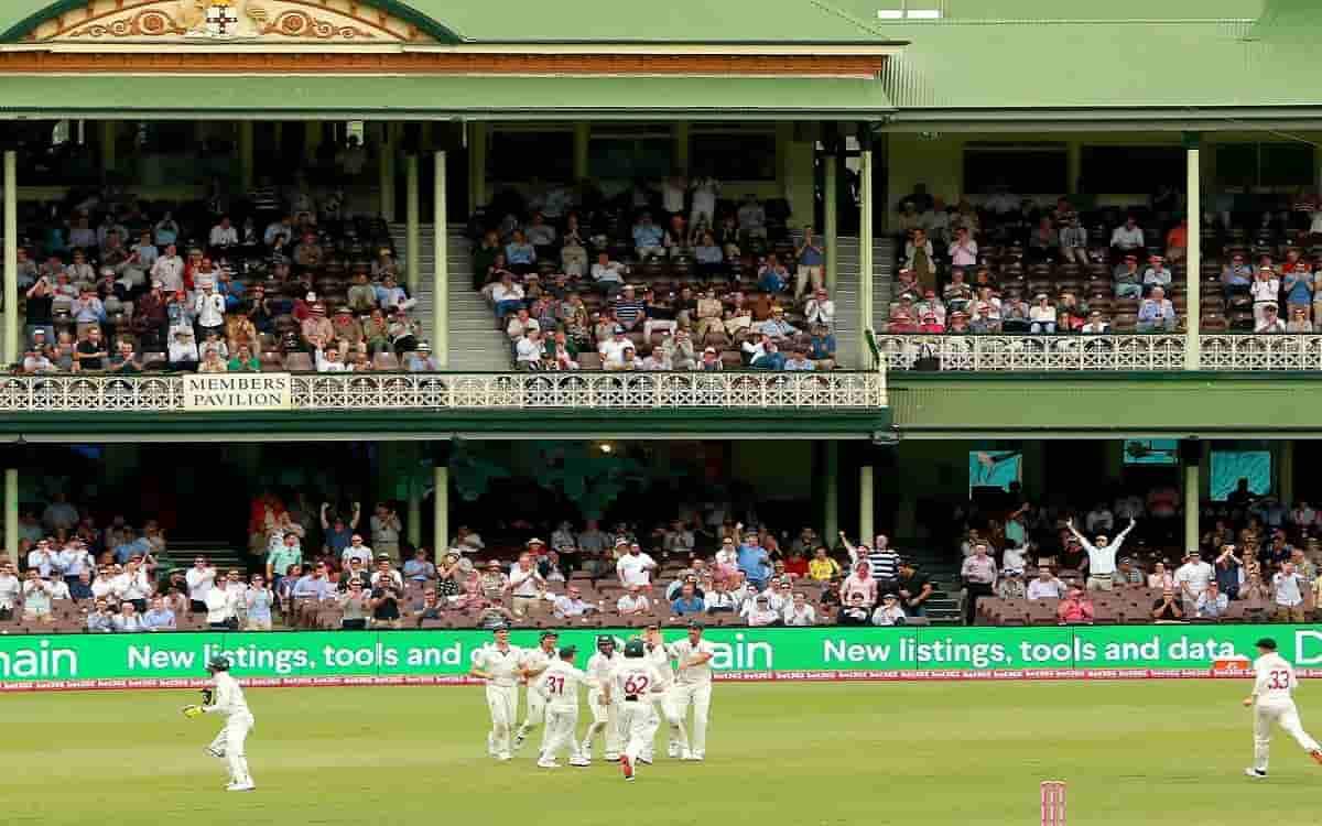 Image of Cricket Sydney Cricket Ground