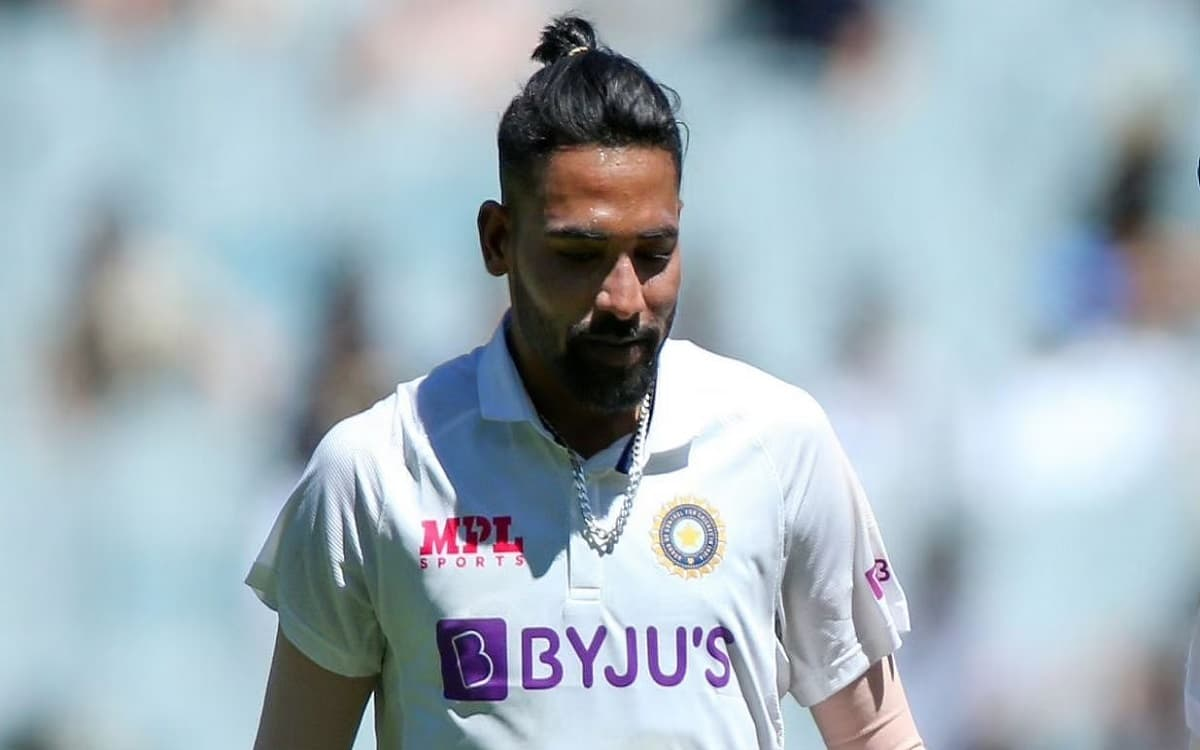 Cricket Image for AUS vs IND: Dad Backed Mohammed Siraj, Even When He'd Miss Exams, Says Brother