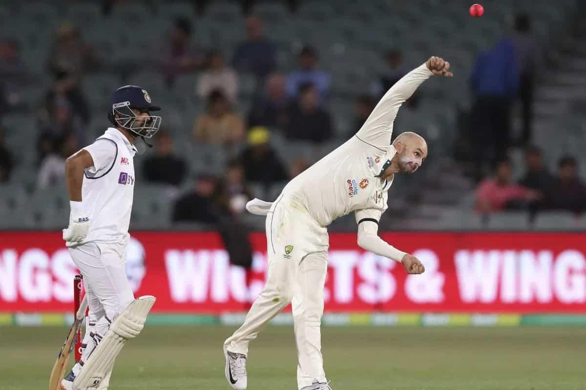 image for cricket nathan lyon and ajinkya rahane