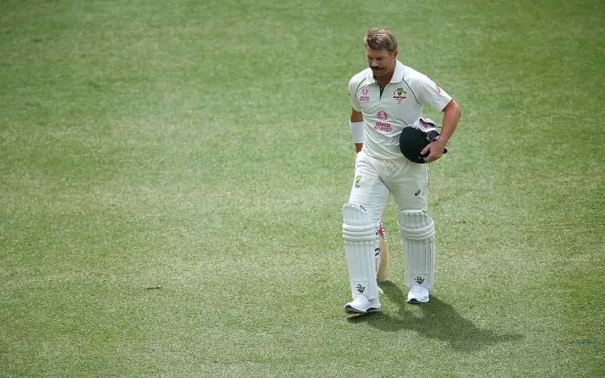 Image of Cricket Aus Vs Ind David Warner Apologies For Racial Comment On Mohammed Siraj