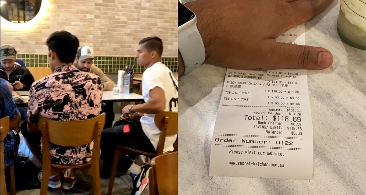 Aus vs Ind: Fan Pays Restaurant Bill Of Indian Cricketers In Melbourne Images