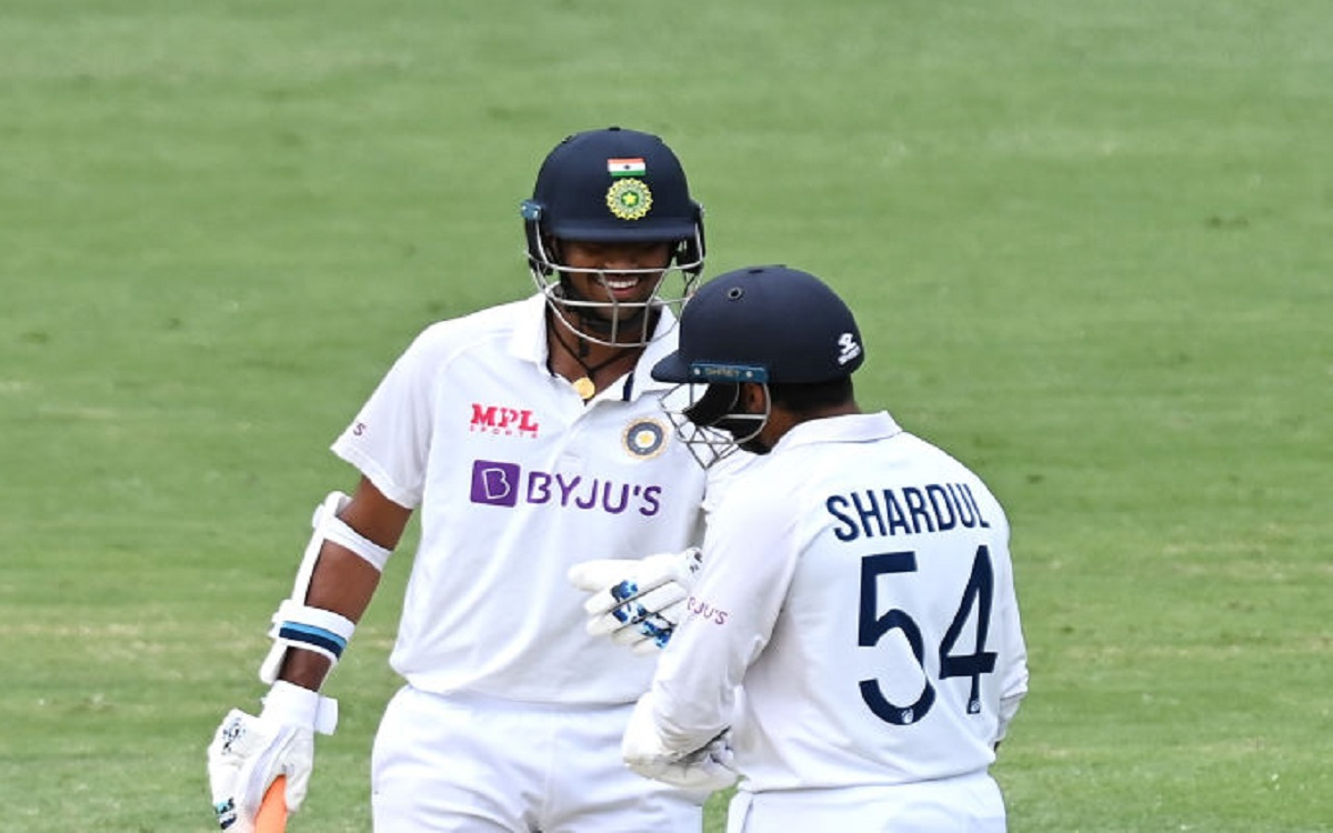 Washington Sundar's father disappointed after brilliant innings