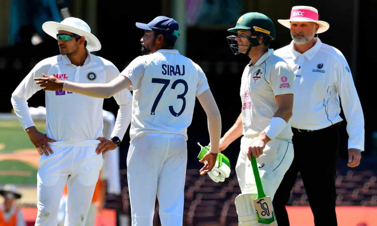 Image of Cricket Mohammed Siraj