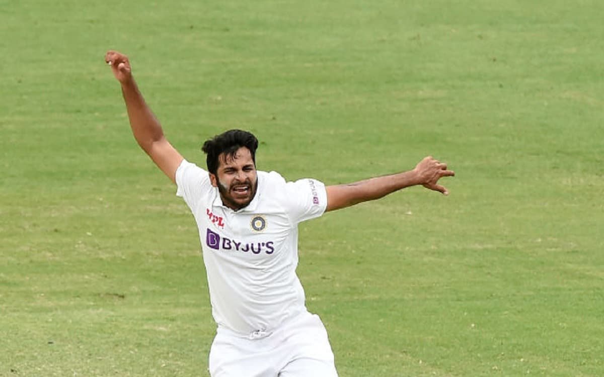 Cricket Image for AUS vs IND: Shardul Thakur Finds Gold After Hard Dig In Domestic Cricket