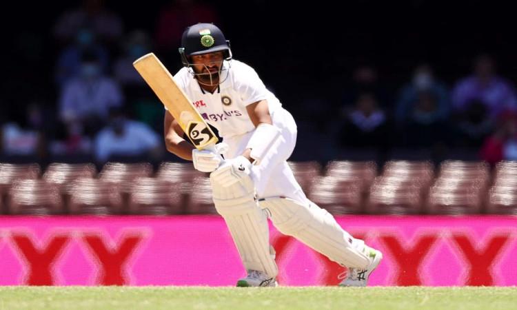 Image of Cricket Cheteshwar Pujara