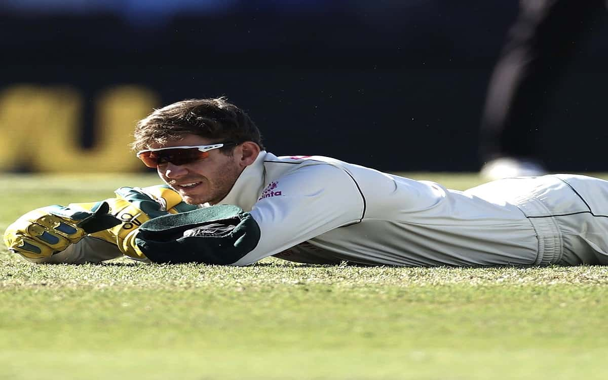 Image of Cricket Tim Paine
